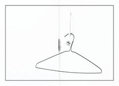 No More Clutter! (Daniela 59) Tags: 7dwf crazytuesdaytheme newpurposes hanger wardrobe minimalism blackandwhite danielaruppel