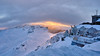 Sunset at Zugspitze (W_von_S) Tags: zugspitze sunset sonnenuntergang mountains berge alpen alps summit gipfel bavaria bayern germany deutschland austria österreich landschaft landscape panorama paysage paesaggio schnee schneelandschaft snow snowlandscape snowscape winter winterlandschaft wvons werner sony sonyilce7rm2 outdoor clouds wolken himmel sky light licht gegenlicht backlight contrast kontrast grainau garmischpartenkirchen