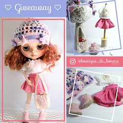 SPECIAL GIVEAWAY BLYTHE DOLL ✨。◕‿◕。✨🎁♡☆゜
