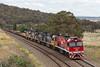 2018-01-09 Pacific National NR109-9310-9301-NR78-NR87 Cullerin 3MW2 (deanoj305) Tags: cullerin newsouthwales australia au nr109 9310 9301 nr78 nr87 main south line nsw pacific national steel link train