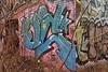 OC (TheGraffitiHunters) Tags: graffiti graff spray paint street art colorful nj new jersey bando abandoned building oc