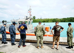 180112-N-PK355-045 (USS Emory S. Land FCPOA) Tags: uss emory s land guam fcpoa hail and bail