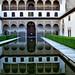 Alhambra, Patio de los Arrayanes