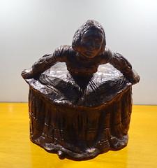 Exposicion pequeñas esculturas meninas Burgos 02 (Rafael Gomez - http://micamara.es) Tags: exposicion pequeñas esculturas meninas burgos
