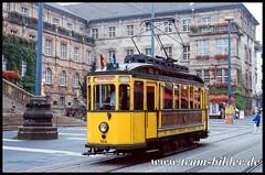144-1999-08-28-1 (steffenhege) Tags: kassel kvg strasenbahn streetcar tram tramway historischertriebwagen vdzypen