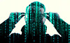 Trix.  25-365 (FadeToBlackLP) Tags: matrix doubleexposure 365 365project 3652018 silhouette binary a7ii