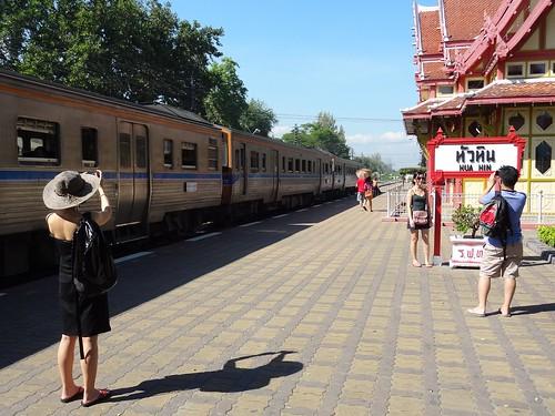 2012 12 17 i Vac Thailand Hua Hin 1920 Railway Station-18