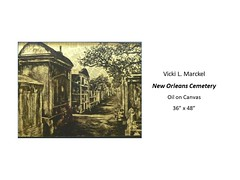 """New Orleans Cemetery • <a style=""""font-size:0.8em;"""" href=""""https://www.flickr.com/photos/124378531@N04/39220581175/"""" target=""""_blank"""">View on Flickr</a>"""