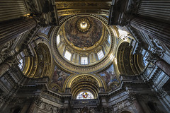 Sant'Agnese in Agone (A.Dissing) Tags: its 17thcentury baroque church rome santagnese agone rom roma kirke dome sealing loft a7ii anders amazing a7 adventure art awesome a7m2 artistic angle access sony dissing dark day fantastic fun golden gray house just light long old orange tall exposure enjoy explore eyes 42