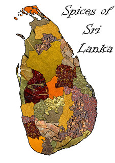 Spices of Sri Lanka