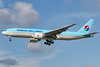 HL8045 - 2016 build Boeing B777-F, on approach to Runway 25L at Frankfurt (egcc) Tags: 1447 62695 b772 b777 b777200 b777f boeing cargo eddf fra frankfurt freighter hl8045 kal ke koreanair koreanaircargo lightroom main rheinmain skyteam triple triple7