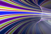 Hyperspace Bypass 3 (stephenk1977) Tags: australia queensland qld brisbane nikon d3300 light blade blading colours ink sharpie pen pattern tunnel space hyper bypass futuristic studio