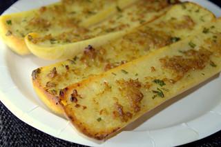 Fresh Garlic Ciabatta