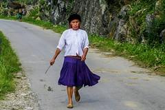 Cestou z pole (zcesty) Tags: dosvěta vietnam domorodci silnice vietnam23 hàgiang vn