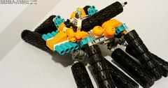 CRABTRON 72-WHEELER (Pierre E Fieschi) Tags: lego febrovery rover space crabtron spacerover sci fi science fiction pierree pierre fieschi