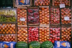 Analógica III (JavieraMoya) Tags: colorful colores fruit food frutas analog argentina orange