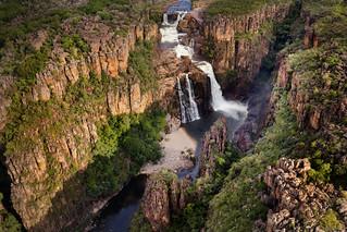 Twin Falls, Kakadu