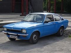 1970's Opel Kadett Coupé (harry_nl) Tags: germany deutschland 2017 essen opel kadett coupé kcar