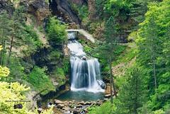 Entre Millau et le Mont Aigoual, Midi-Pyrénées ( photopade (Nikonist)) Tags: abime bramabiau midipyrénées montaigoual cascade apple imac affinityphoto nikon nikond200 occitanie saintsauveurcamprieu