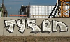 graffiti amsterdam (wojofoto) Tags: graffiti amsterdam netherland nederland holland streetart wojofoto wolfgangjosten tyson