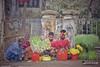 Street Flower-Sellers (Sagor's) Tags: nikon dslr 5300 bd bangladesh dhaka street streetphotography streets streetphoto people flowers selling seller sellers nikkor color colours life colour colourful