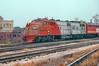Joliet union Station (rrradioman) Tags: emd electromotive joliet e6a illinois passenger rock island pacific railroad