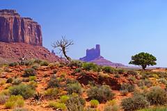 On the border of Arizona & Utah, Monument Valley, USA (Andrey Sulitskiy) Tags: usa arizona monumentvalley utah