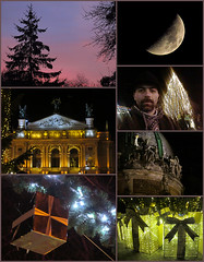 05 Lviw collage (bisbogus) Tags: travel city galicia night lviv lwow