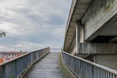 Rue du Jura, Renens (axel274) Tags: nikon renens zone rampe pont vaud suisse schweiz passerelle