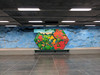 Stockholm Subway Longest Art Museum in the World12 (Barbara Brundage) Tags: stockholm subway longest art museum world