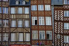 Colombage Rennes a (ilana.greendel) Tags: rennes bretagne breizh architecture brittany