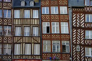Colombage Rennes a