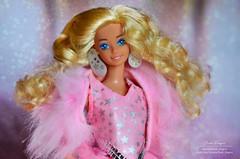 Super Star Barbie 03 (Lindi Dragon) Tags: doll barbie superstar 1988 mattel