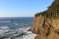 Oregon´s Coast (elianek) Tags: ocean sea coast oregon tillamook eua usa estadosunidos unitedstates gulf pacific