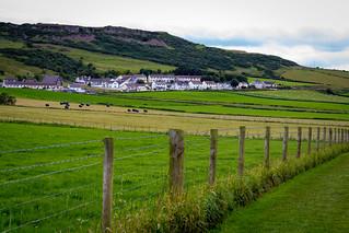 UK - Northern Ireland - Ballintoy