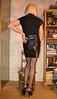 DSC_0004 (magda-liebe) Tags: crossdresser french tgirl highheels shoes skirt stockings platform travesti