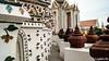 Wat Arun à Bangkok (Lцdо\/іс) Tags: wat arun thailande thailand thailandia bangkok porcelaine statue temple novembre november 2017 vacance lцdоіс voyage city citytrip asia buddha buddhisme oldcity town
