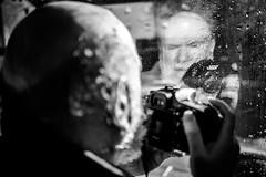 Pentax my Friend pt.II (AlphaAndi) Tags: mono monochrome menschen menschenbilder leute personen people portrait urban city closeup gesicht nahaufnahme dof fullframe vollformat face trier tiefenschärfe wow sony streets streetshots streetshooting streetportrait