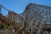 Apocalypse (CoasterMatt) Tags: apocalypse rollercoaster wooden sixflags magicmountain