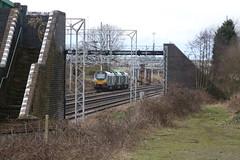 68001 68018 68014 (uksean13) Tags: 68001 68018 68014 drs chorltonlane crewe cheshire canon 760d ef28135mmf3556isusm diesel lightlocomotive convoy