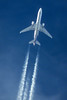 DSCN5721 (zhirenchen) Tags: jet plane airplane aircraft airline airlines airliner fly flying canada halifax nova scotia nikon coolpix b700 telephoto cruise cruising altitude contrail stream mcdonnell douglas md 11 md11 md11f trijet cargo freighter fx fdx federal express n616fe