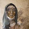 Cordoba (Hans van der Boom) Tags: vacation holiday spain andalucia cordoba mezquite woodwork robinhobb fool cross blacklady shawl scarf es