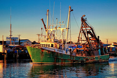 Betty C (Tim Pohlhaus) Tags: betty c west ocean city commercial harbor atlantic maryland trawler