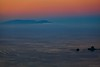 Blue And Orange (galvanol) Tags: haze canaries blue atlantic spain lapalma water volcanic mist island mood sunset bluehour galvanol elhierro light