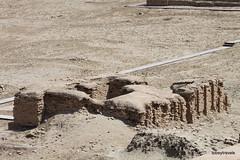 Ur view from Ziggurat (1).JPG (tobeytravels) Tags: iraq ur sumaria mesopotamia ubaid ziggurat urnammu nanna nabodinas woolley neosumarian