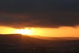 Morning In The Peaks