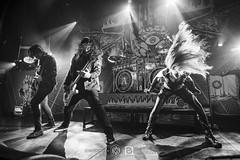 Arch Enemy @ Le Bataclan, Paris | 23/01/2018 (Philippe Bareille) Tags: archenemy drummer drums danielerlandsson alissawhitegluz singer frontwoman vocalist michaelamott guitarplayer guitarist sharleedangelo bassguitarplayer bassist melodicdeathmetal deathmetal swedish lebataclan bataclan paris france 2018 music live livemusic show concert gig stage band rock rockband metal heavymetal canon eos 6d canoneos6d musicwavesfr monochrome blackandwhite bw noiretblanc nb