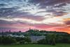 Gorgeous Sunset over Holyrood Park, Edinburgh (Uillihans Dias) Tags: nikonnikkor2470mmƒ28 holyroodpark scotland edinburgh