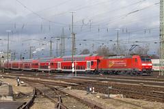 DB  Regio 146 115 at Basel Bad (daveymills31294) Tags: db regio 146 115 basel bad baureihe traxx