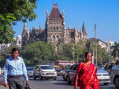 LR Mumbai 2015-532 (hunbille) Tags: birgittemumbai5lr india mumbai bombay fort hutatma chowk martyrs square martyrssquare flora fountain florafountain